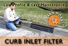 Curb Inlet Filter