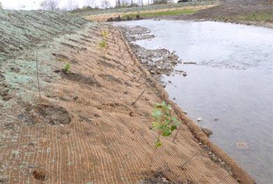 Do Erosion Control Blankets Biodegrade
