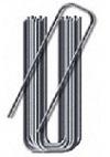 metal staple