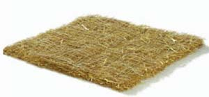 straw coconut blanket