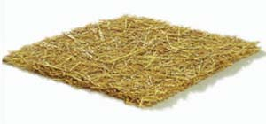 straw erosion control material